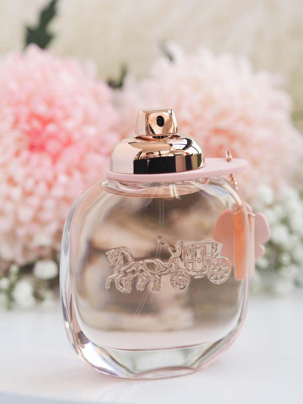 Summer Scent Coach Floral Eau De Parfum Review A Certain Romance Coach Floral Floral Perfumes Summer Fragrance