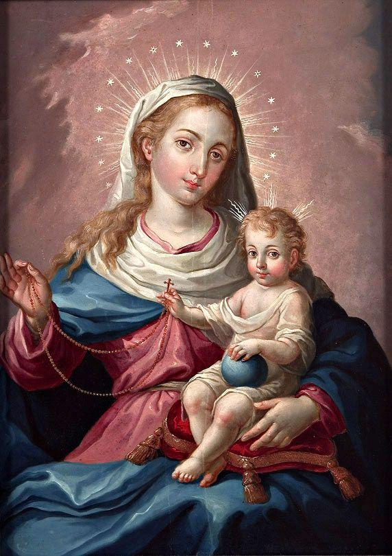 Virgen del rosario me maria pinterest el rosario rosario y virgen del rosario thecheapjerseys Choice Image