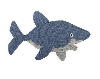 Shark Afghan (Crochet)