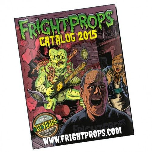 FrightProps NEW 2015 Catalog! The one-stop shop for haunters and - halloween catalog