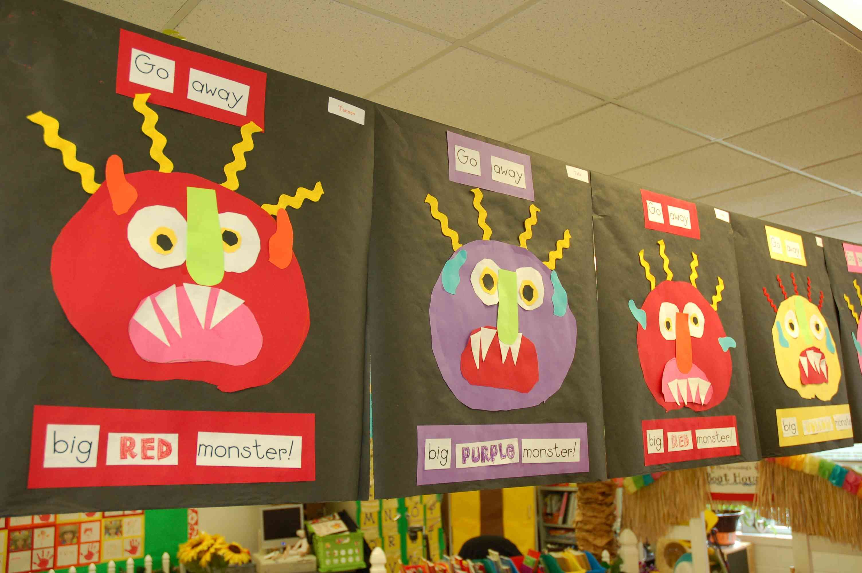 Microsoft Onedrive Access Files Anywhere Create Docs With Free Office Online Big Green Monster Halloween Preschool Kindergarten Art