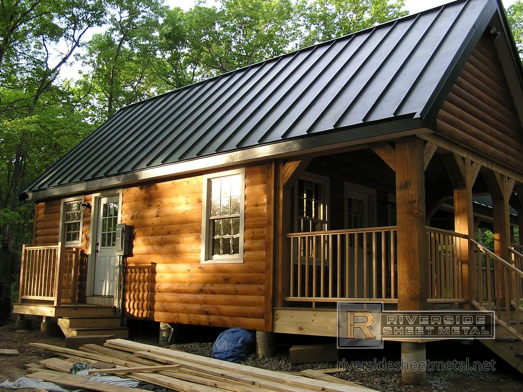 House Gray Standing Seam Roof Google Search Metal Roof