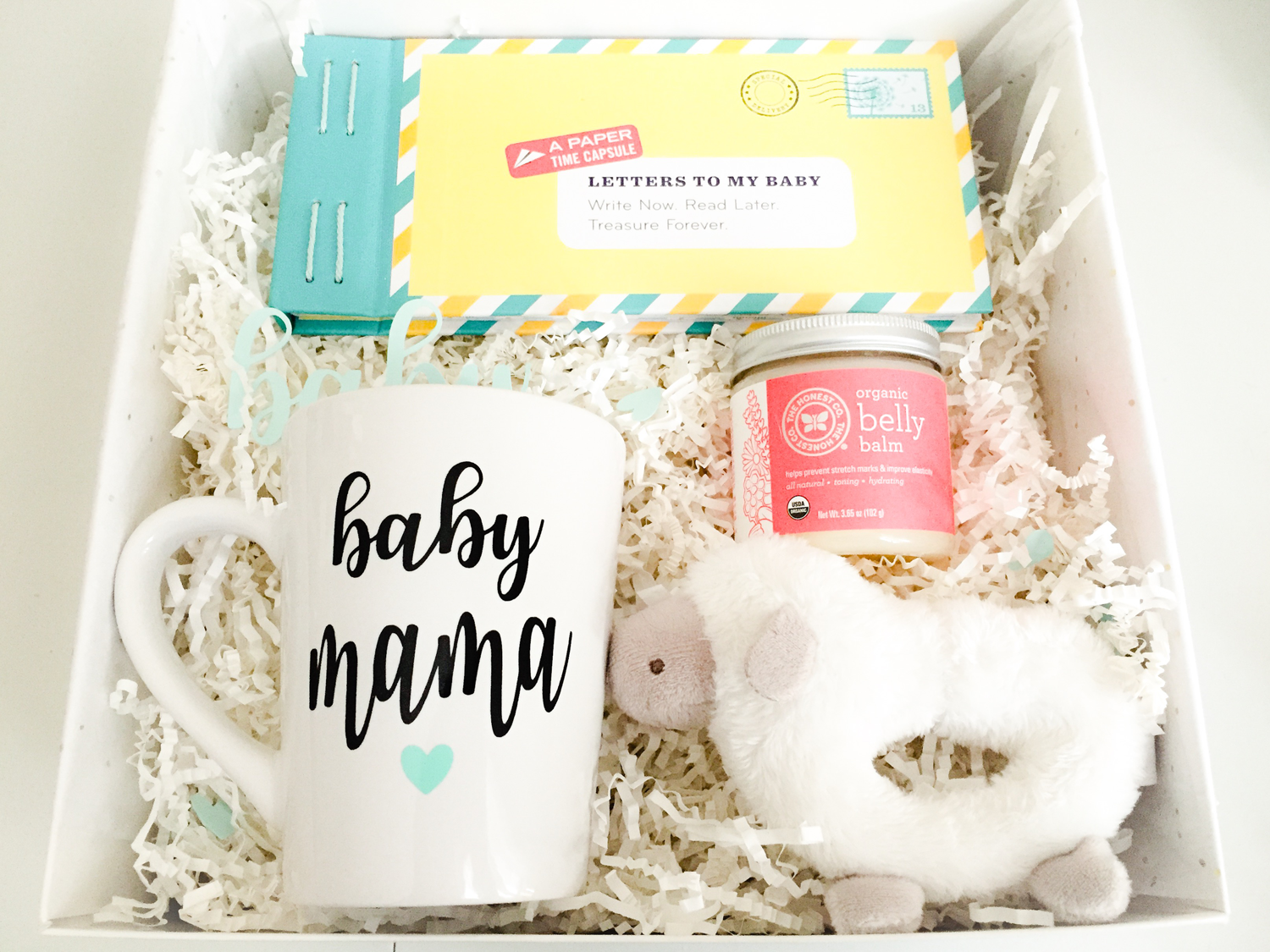 Congratulations Pregnancy Gift Box Mom To Be Expecting For Pregnant WomanMom Basket Expectant Mother