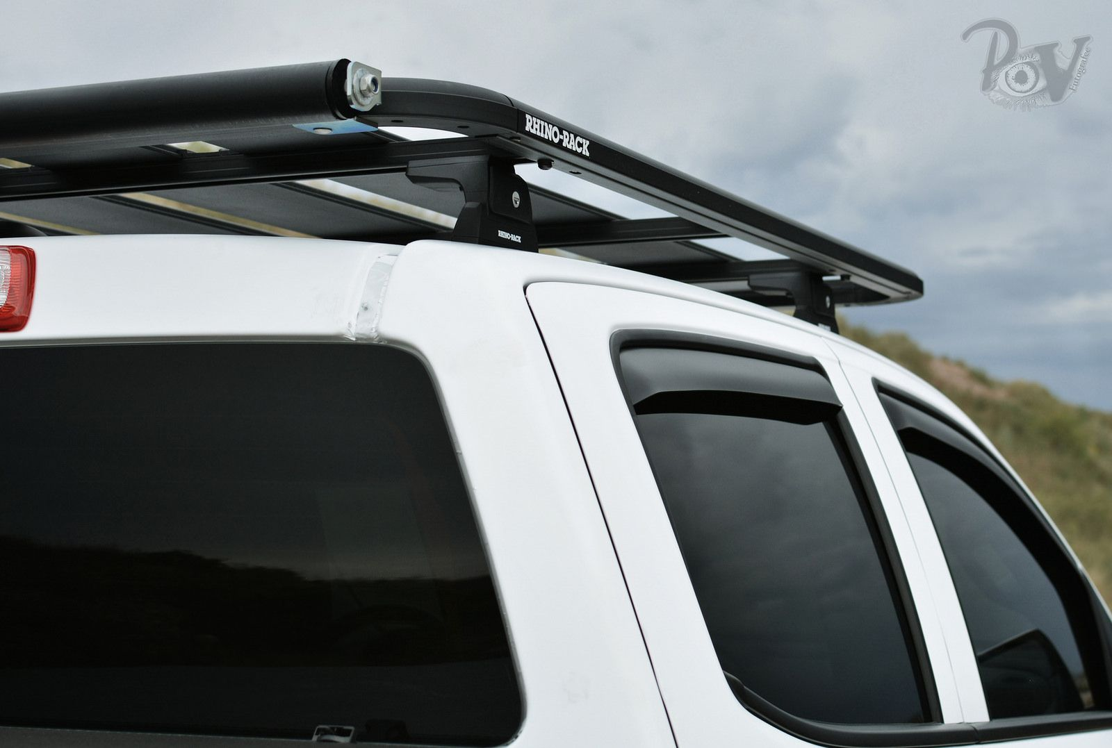 chevy colorado roof and bed rack RhinoRack Roof Rack