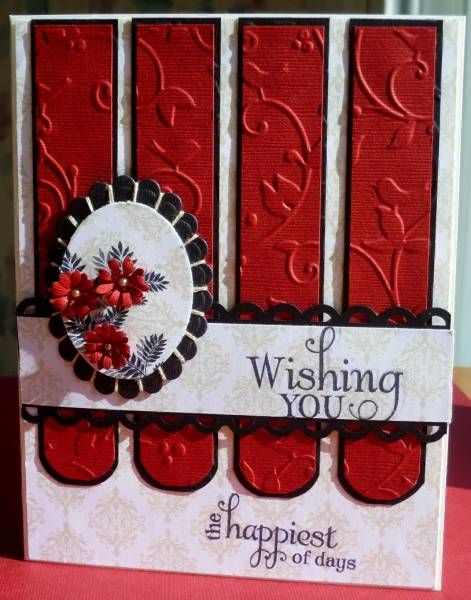 'Wishing You ...' - SC343 by Mathilda - Cards and Paper Crafts at Splitcoaststampers
