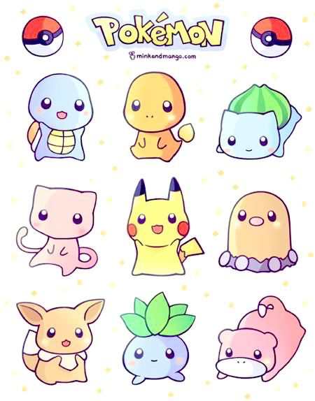 Pokemon Anime Pokemon Drawings Kawaii Drawings