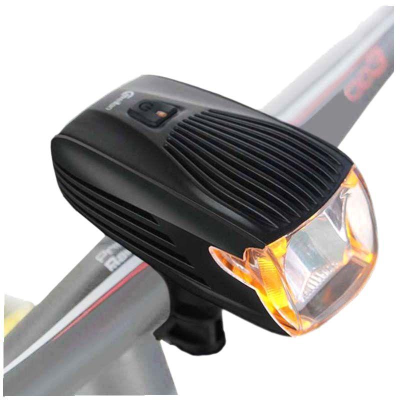 Bike Lights Set USB Rechargeable Vélo Avant et feux arrière DEL étanche 6