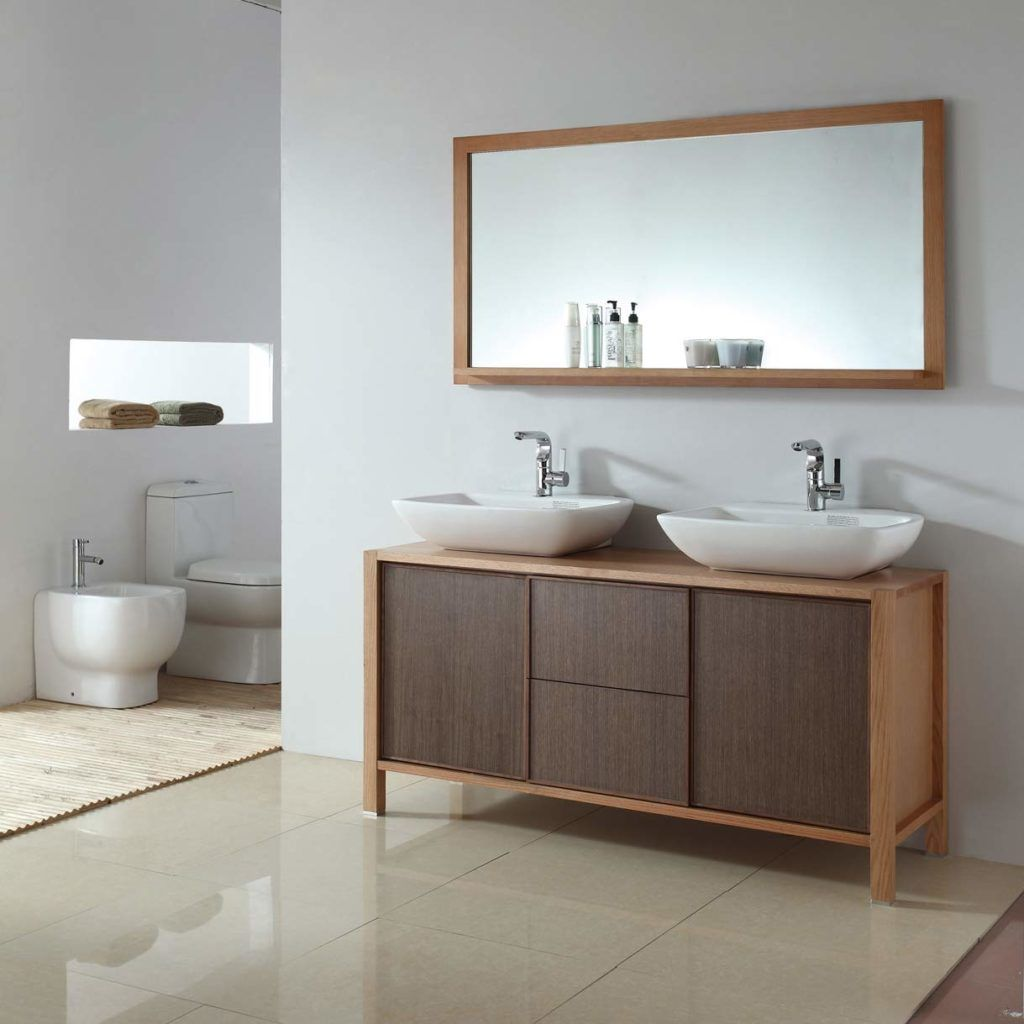 Looking For The Perfect Bathroom Mirror Ideas Easy Updates Framed Mirrors Framing A Frame