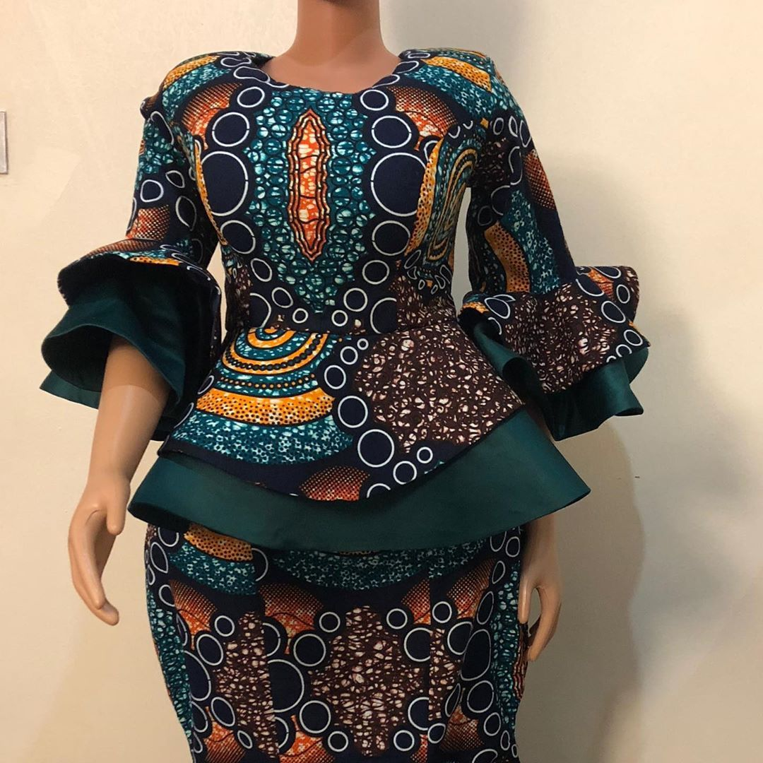 Follow yadifa couture for more. . . . . . . . . bellanaija ...