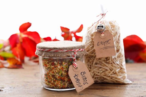 Yeni Yıl Hediyeleri - Kuru Sebze Karışımı