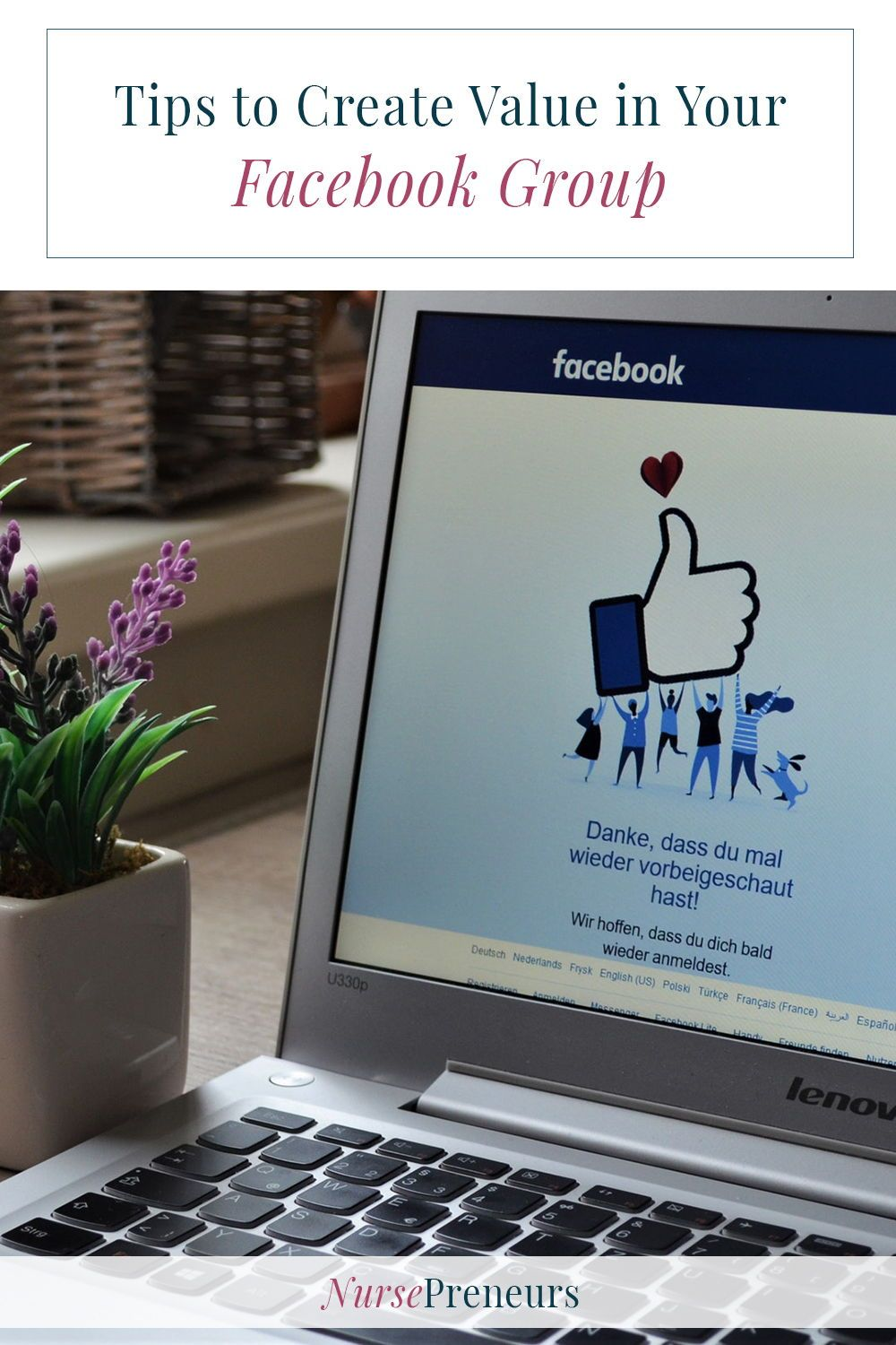 Create Value in your Facebook Group Business blog