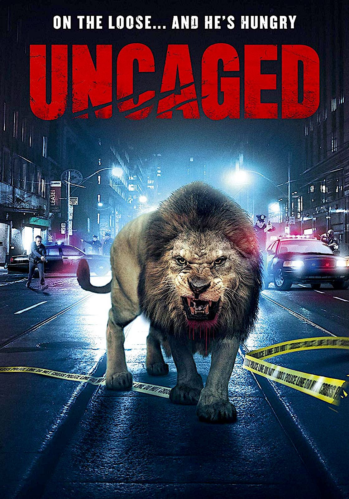 UNCAGED DVD (4DIGITAL) in 2020 horror movies