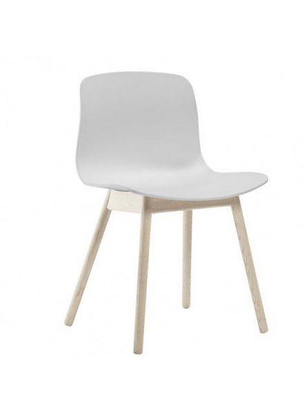 Hay About a chair - AAC12 White Eetkamerstoeltjes Pinterest - küchenstuhl weiß holz