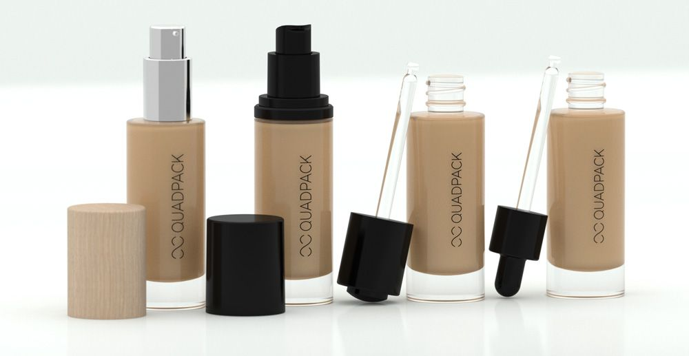 Quadpack product news building foundations with quadpacks new quadpack product news building foundations with quadpacks new make up range sciox Gallery
