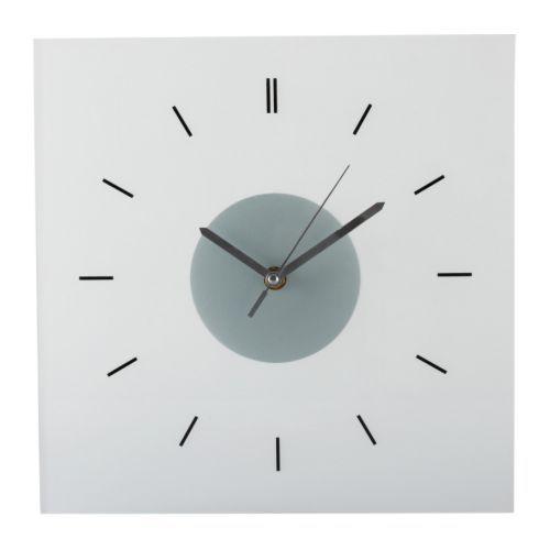 skoj horloge murale ikea verre trempé plus résistant que le verre