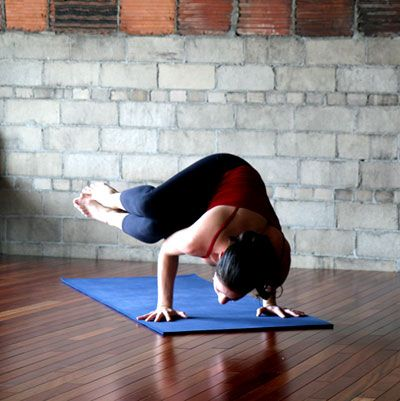 strike a yoga pose side crow  advanced yoga yoga poses