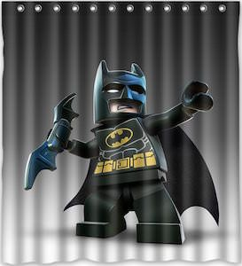 Lego Batman Shower Curtain Lego Bathroom Lego Batman Batman
