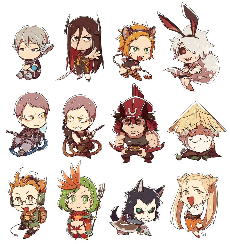 Juuni Taisen Zodiac War Anime Zodiac Anime Art Beautiful Anime Chibi