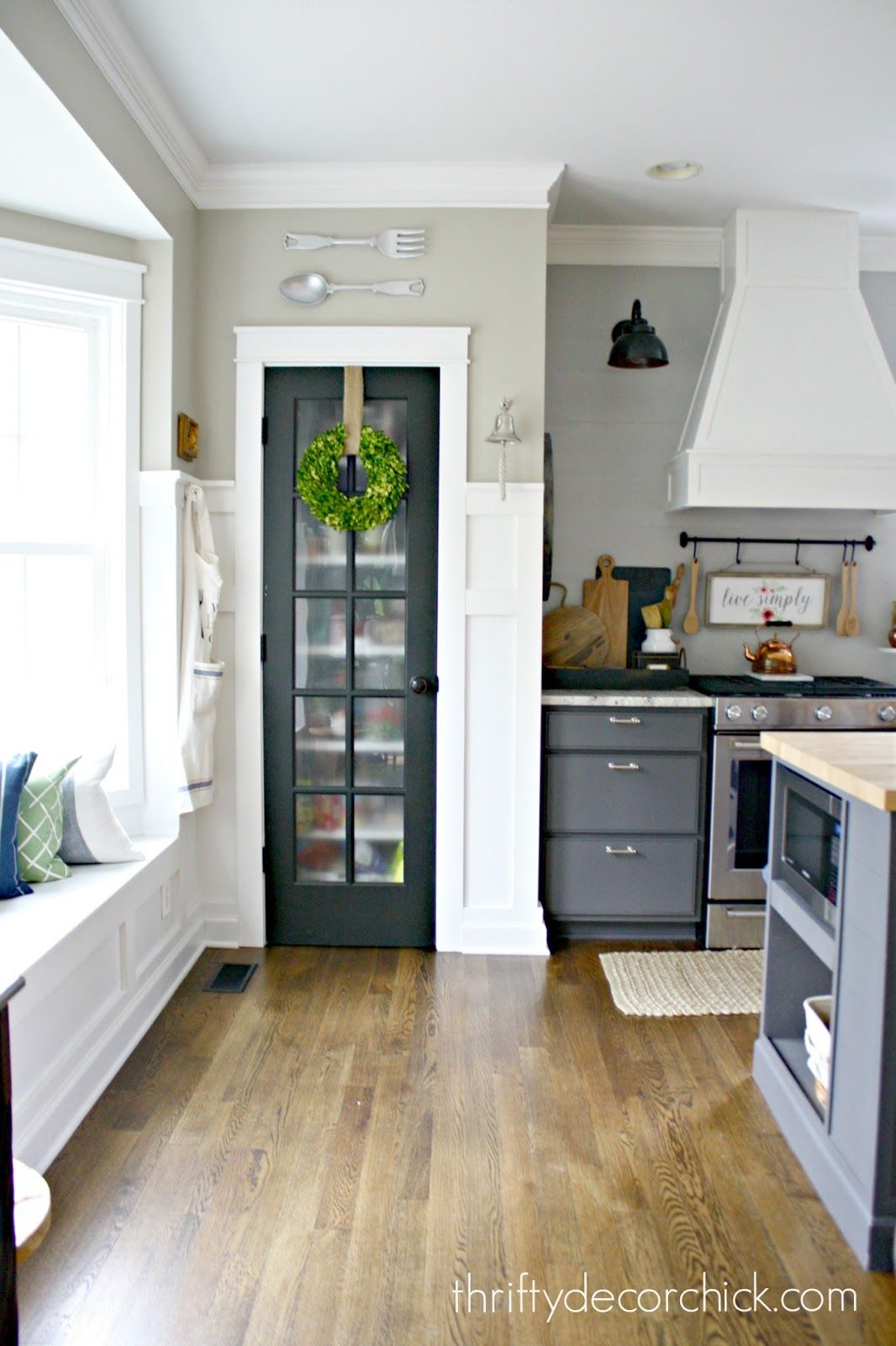 How to create a functional (AND pretty) pantry!