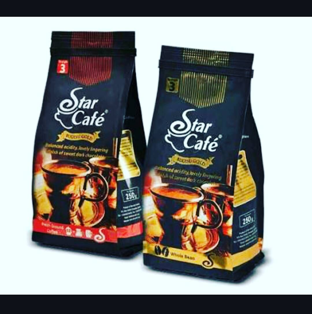 Available on amazon.in Star Cafe Gold Ground Coffee