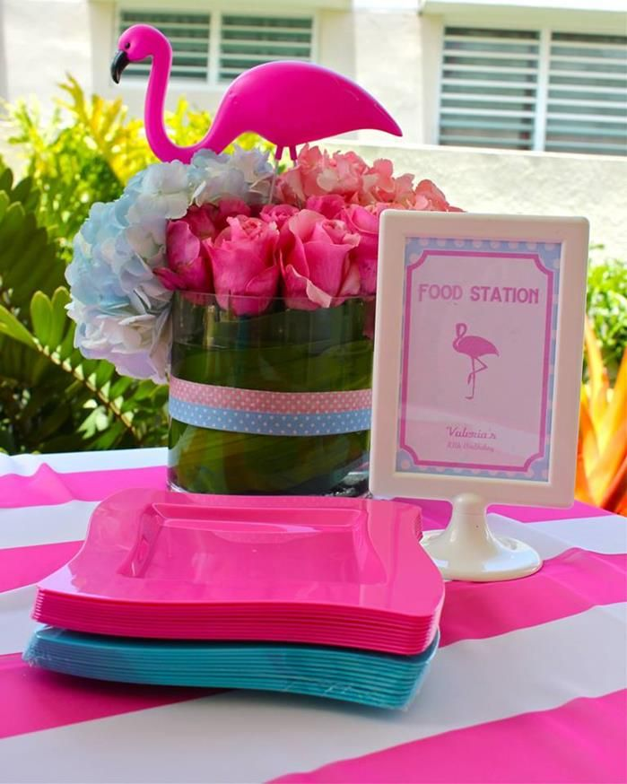Baby Shower Pool Party Ideas 02 17 rustic ideas plum pretty sugar pool partiesthemed Flamingo Themed Pool Party