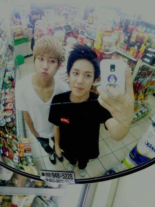 B-Bomb & Kyung