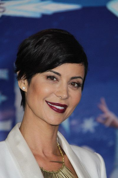 Catherine Bell Short Haircut : catherine, short, haircut, Catherine, Bell,, Catherine,, Short, Styles