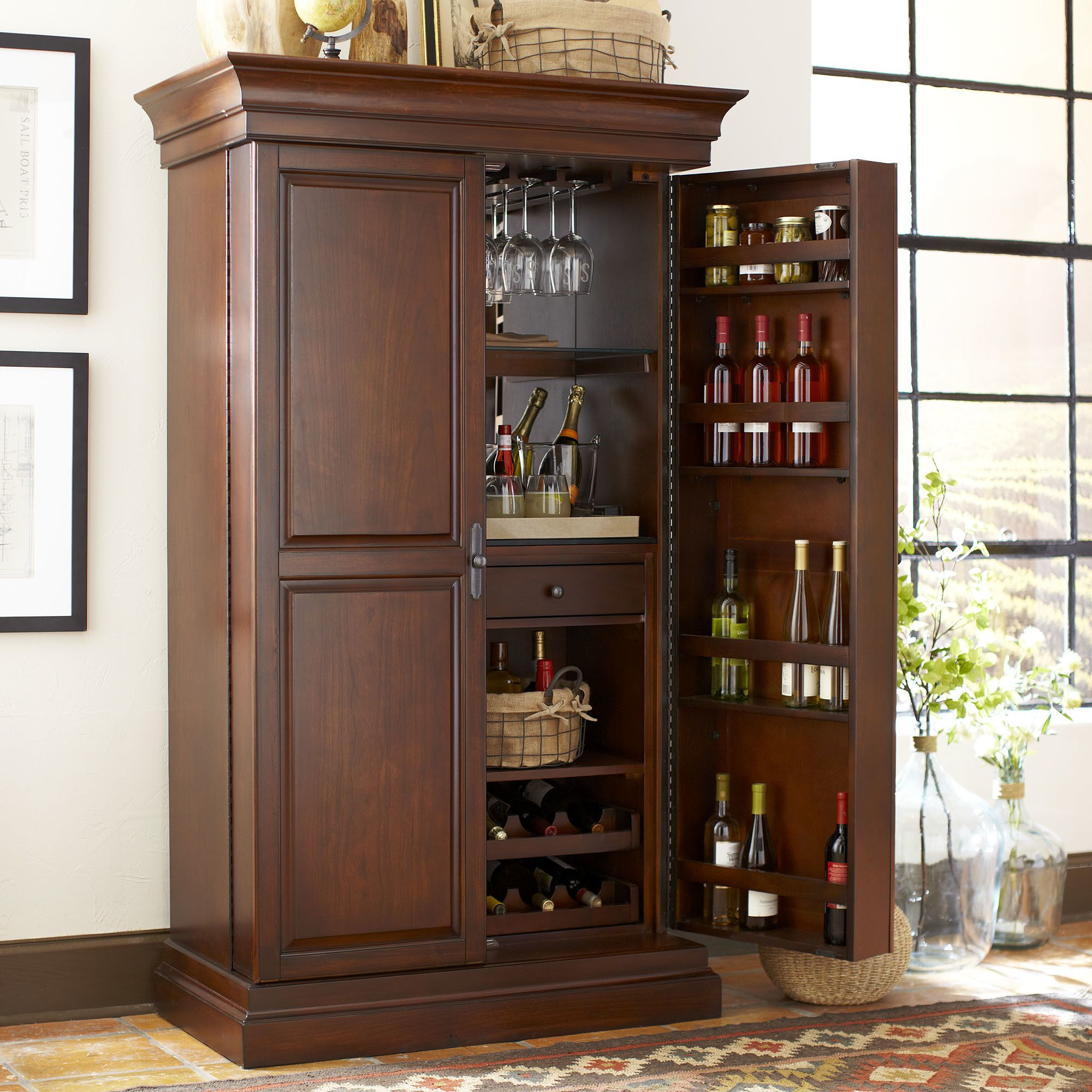 cabinet wine furniture bar coppedge select wayfair brew reviews pdx foundry