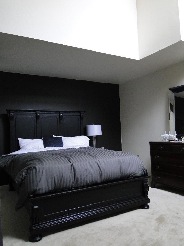 Bedframe Is St. James From Restoration Hardware, Mirror Is