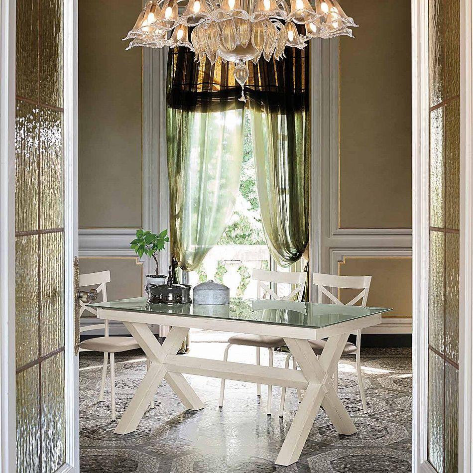 Extendable Table Paride By Target Point Italian Interior Design  # Muebles Sedutti
