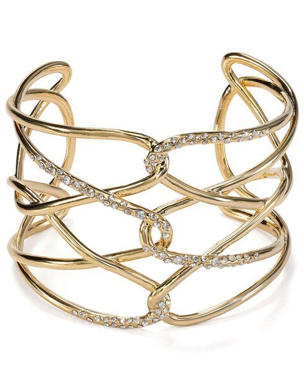 Alexis Bittar Pavé Cuff Bracelet jKBTLkgG6