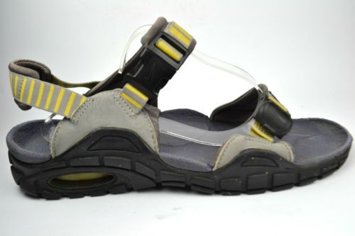 Nike Air ACG Mens Sandals Hiking Walking Trail Grey Size 10