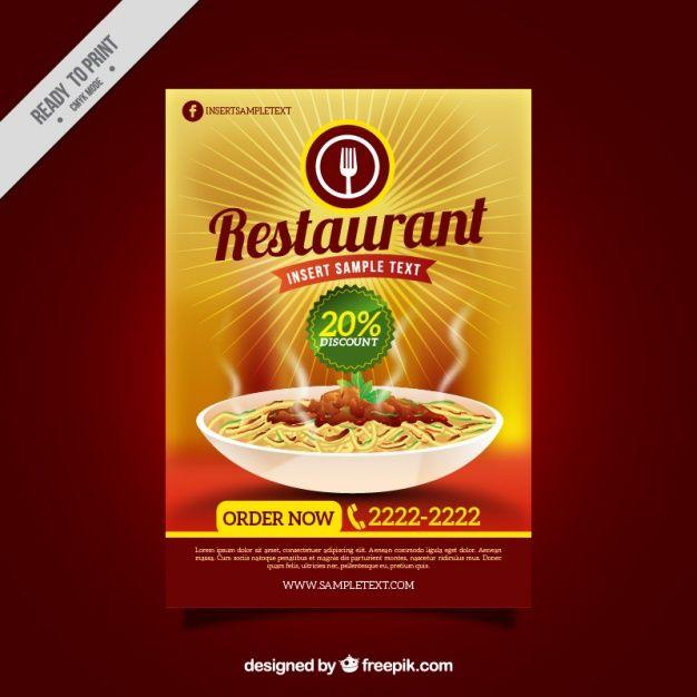 Image Result For Brochure Design Food Non Veg  Like