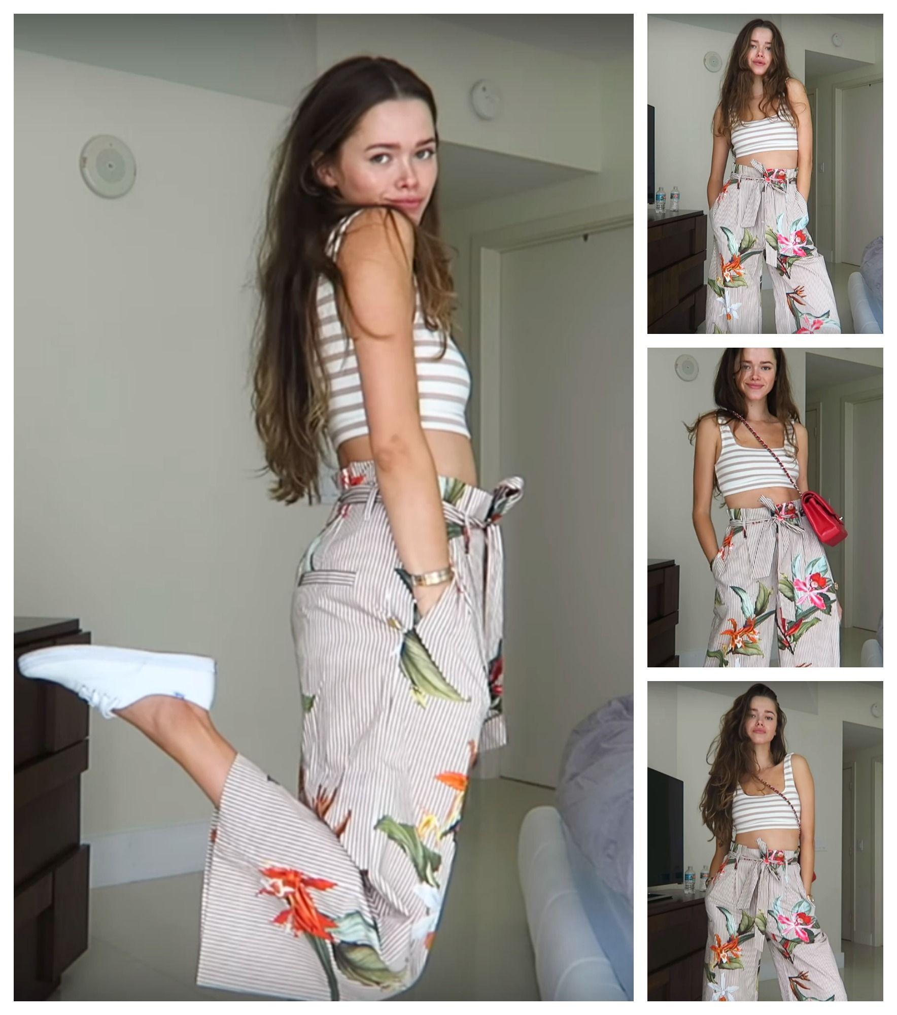 b93f89a1413 valeria lipovetsky lookbook  youtube  fashion  model