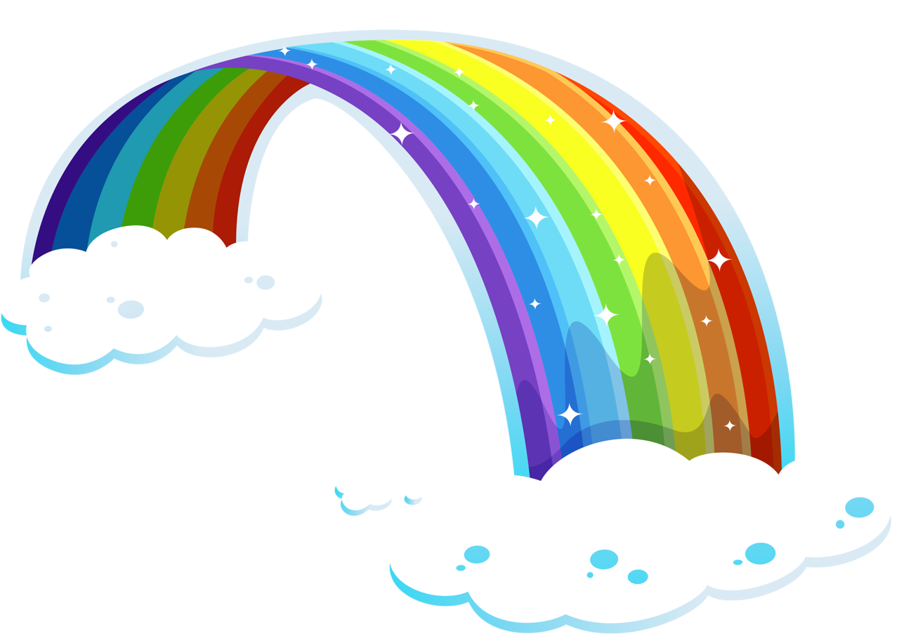 51 best clip art rainbows images on pinterest rainbow rainbows rh pinterest com