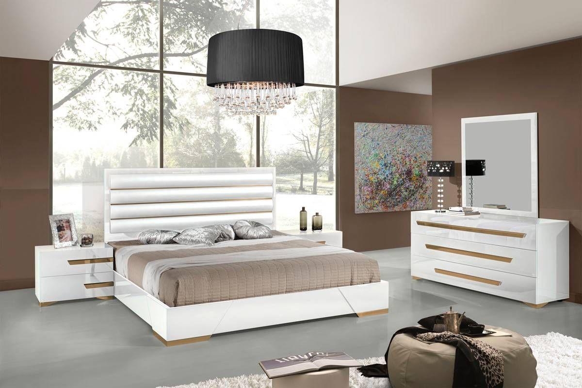 italienische betten  schlafzimmer design modernes