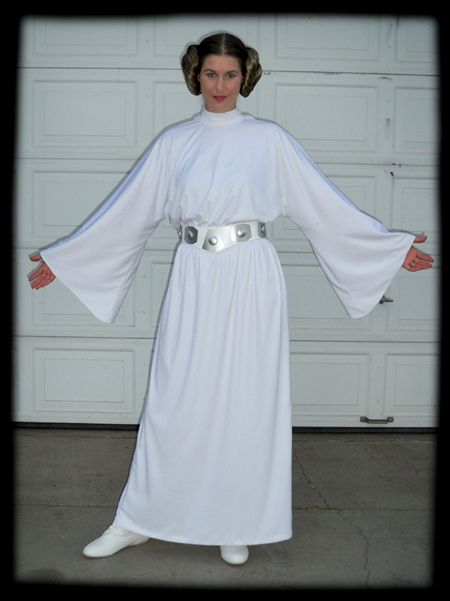 Princess Leia Episode Iv A New Hope Dress Pattern Tutorial Now