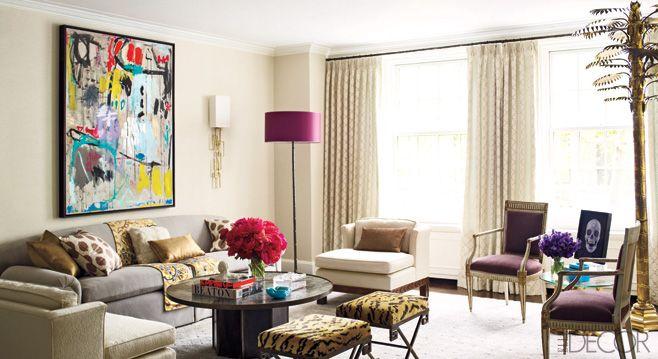 Pin On Your Favorite Elle Decor Rooms Living room ideas elle decor