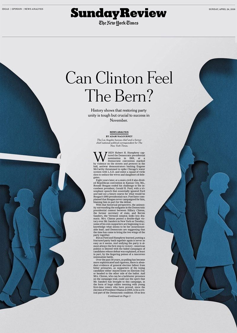 The News Review >> Editorial Illustrations For Sunday Review The New York Times