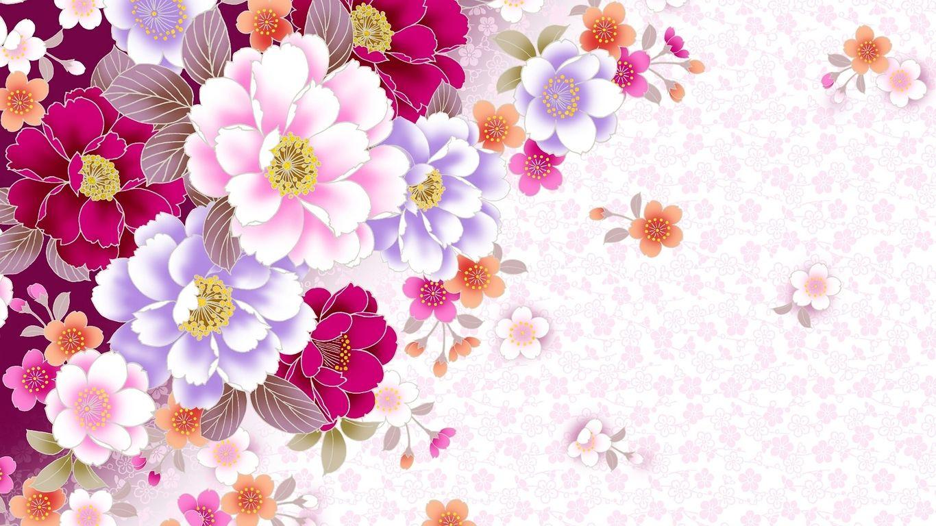Imagenes Abstractas En Hd Para Descargar: Wallpaper De Flores Abstractas Para Tu Movil 6 HD Imagenes