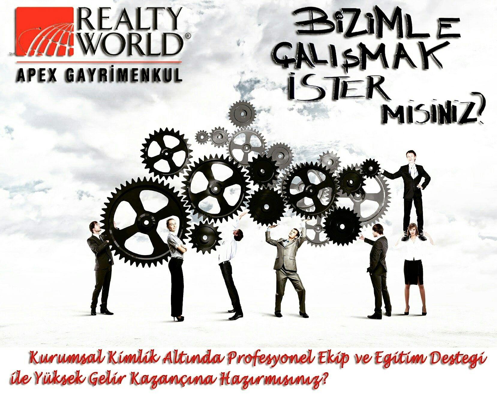 Konyaaltı Antalya Konyaaltı konumunda Realty World Apex