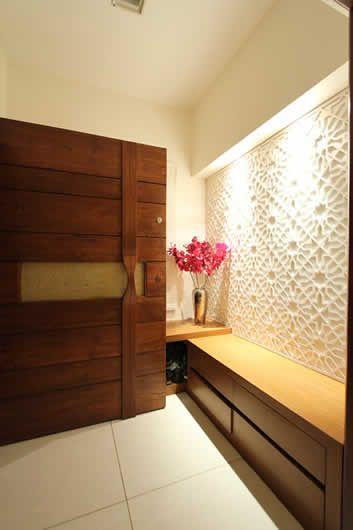 Modi Residence Bharuch | interior | Pinterest | Doors Foyers and Entrance doors & Modi Residence Bharuch | interior | Pinterest | Doors Foyers and ...