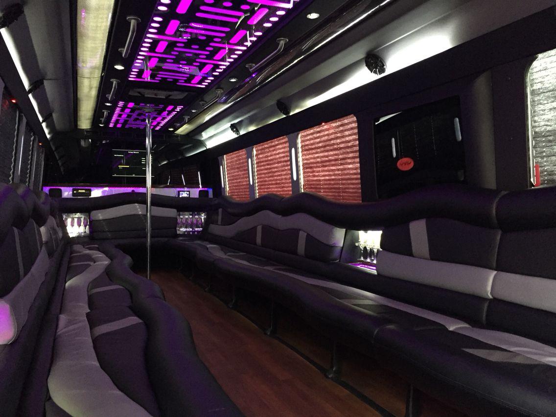 Party Bus Rental in Denver 303-366-0083.  Www.denverpartybusco.com