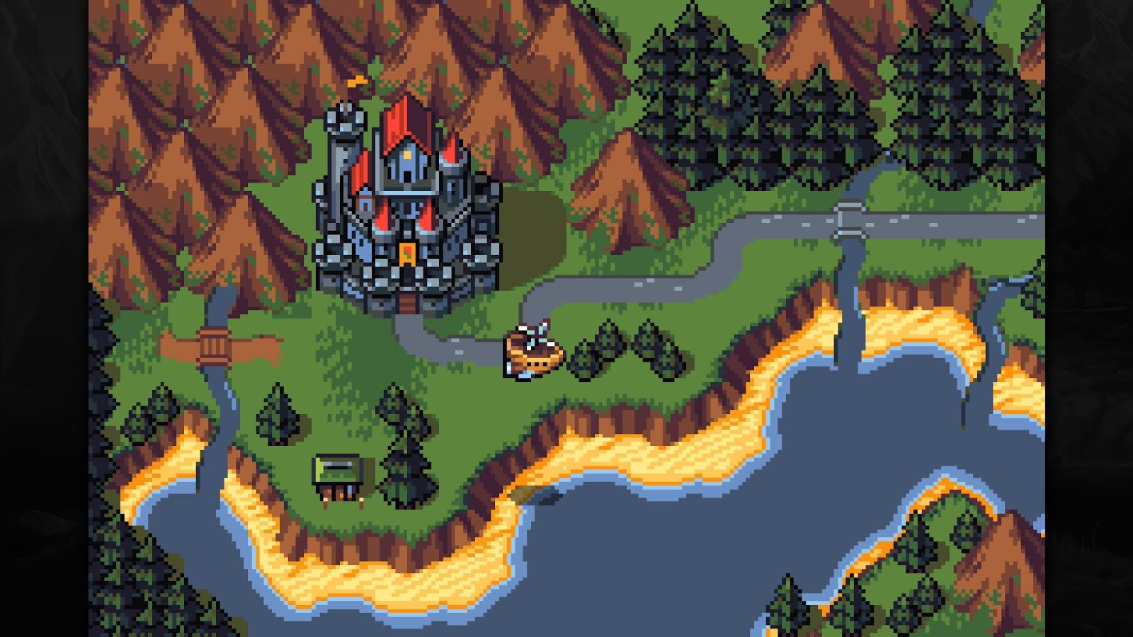 Shadows of Adam Game Screenshot 3