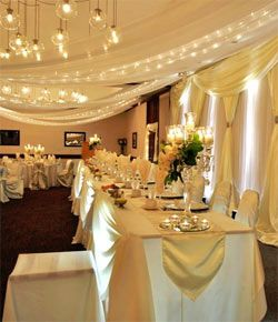 Pin by gloria frattale on wedding pinterest wedding reception yellow wedding reception table decorations for our tables junglespirit Image collections