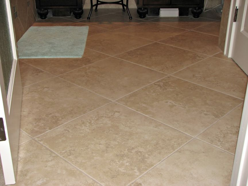 Looks Like My 20x20 Tile Love It For The Home Pinterest