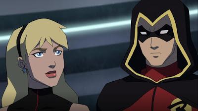 New On Blu Ray Young Justice Outsiders Season 3 Young Justice Nightwing Young Justice Young Justice Season 3