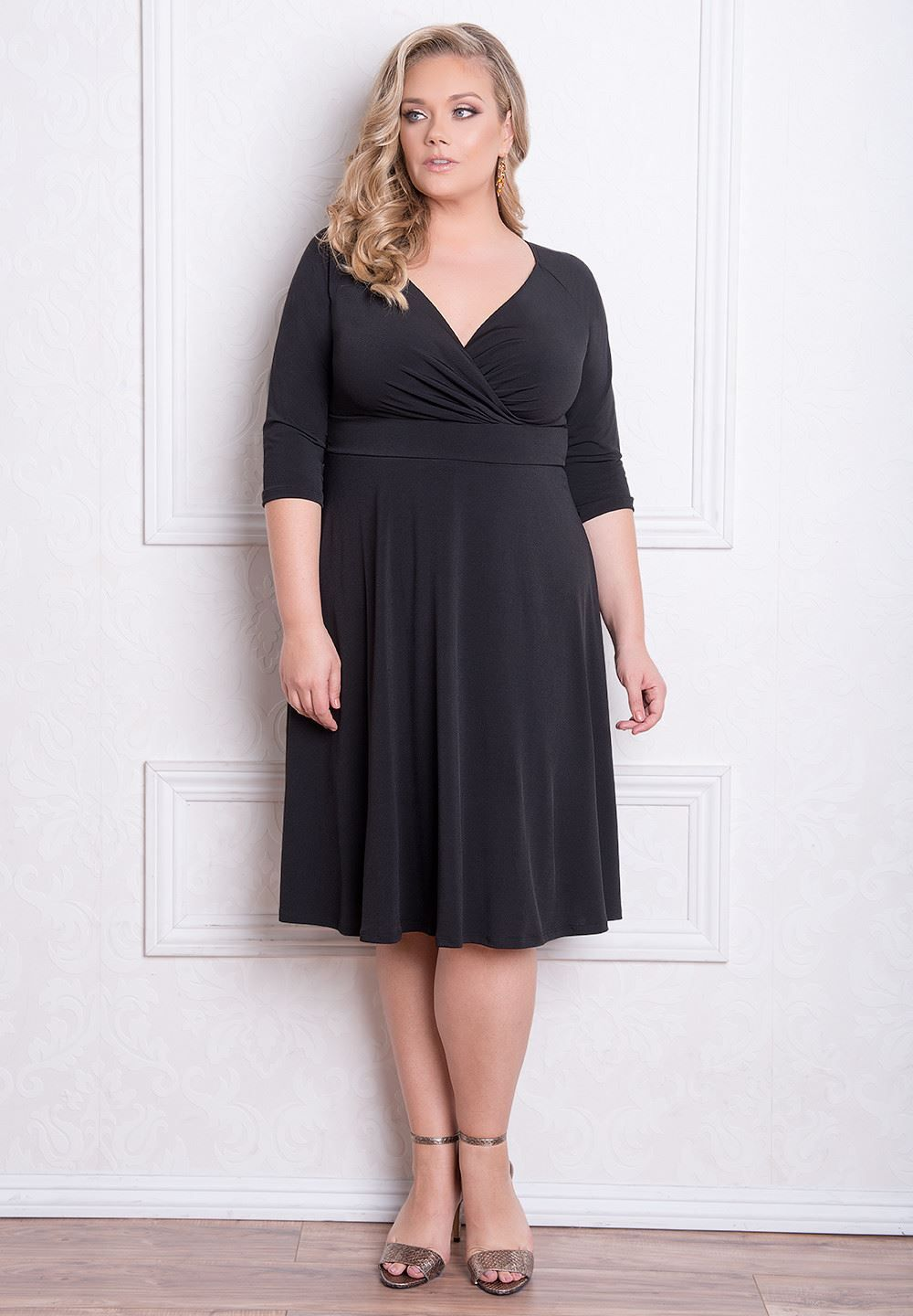 Plus Size Francesca Dress | Fashion | Pinterest