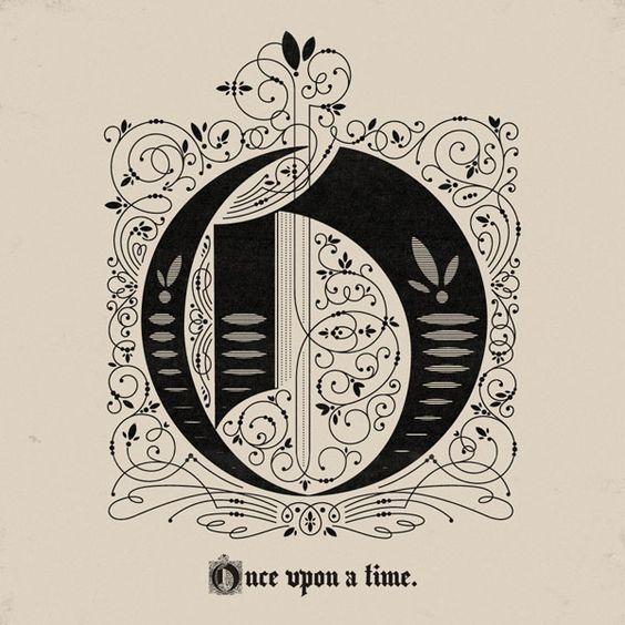 Calligraphy O