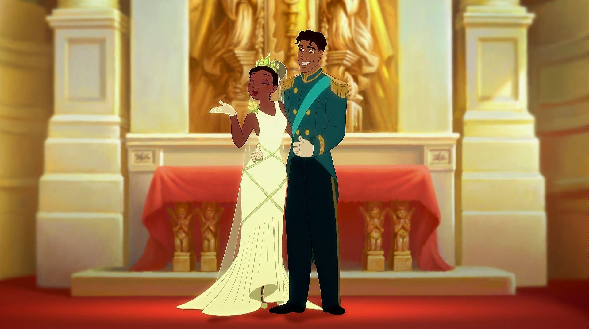 The Princess and the Frog (2009) Disney Screencaps